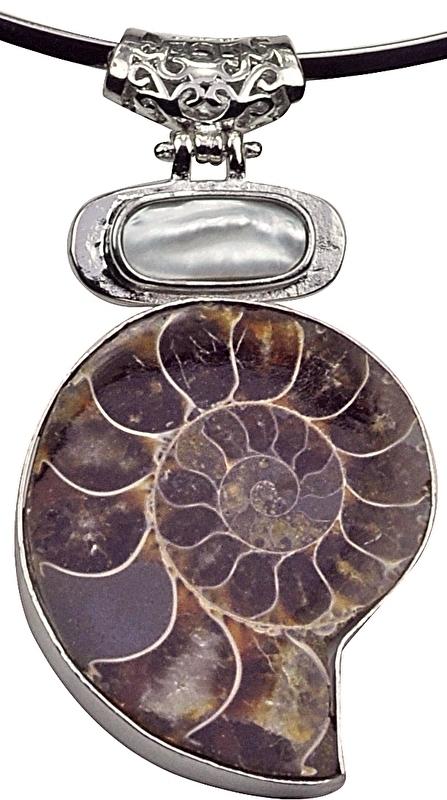 Zoetwater parelketting Biwa Snail