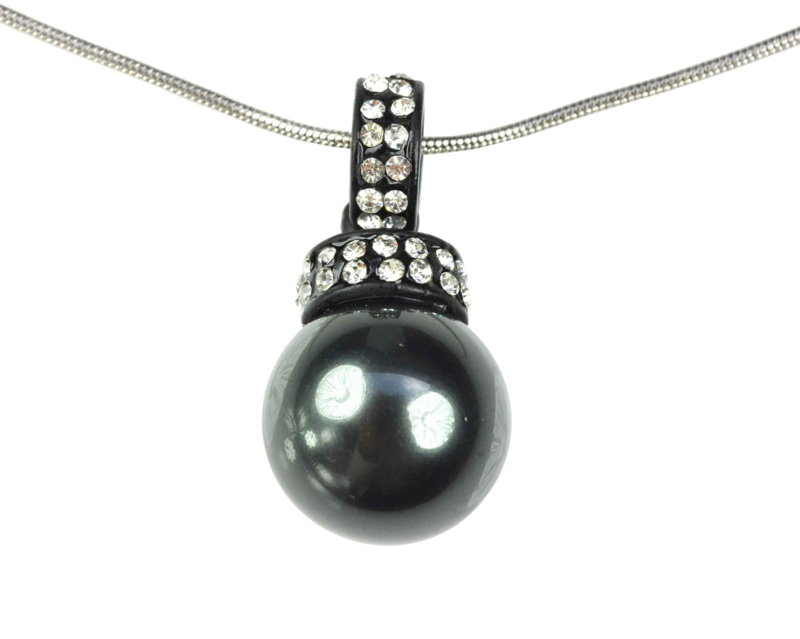 Mother of Pearl parel ketting Balanie