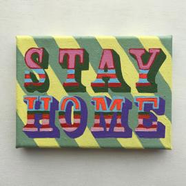 Stay Home (groengeel)