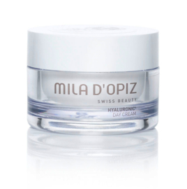 Mila d'Opiz Hyaluronic Daycream 50ml.