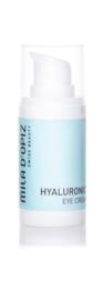 Mila d'Opiz Hyaluronic Eyecream 15ml.
