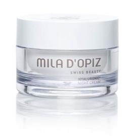 Mila d'Opiz Hyaluronic Nachtcrème 50ml.