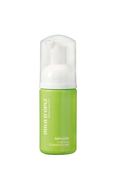 Skin Clear Purifying Cleansing Foam  100ml.