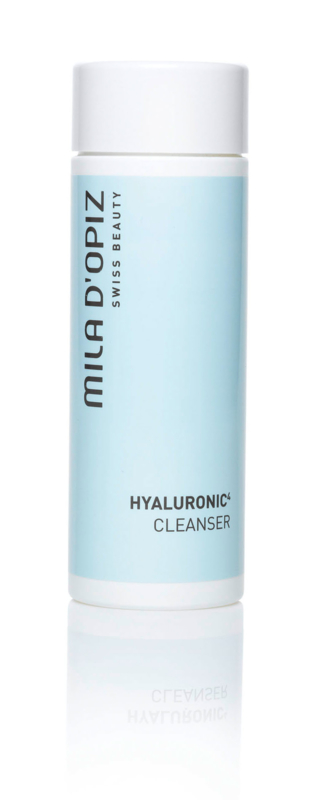 Mila d'Opiz Hyaluronic Cleanser 200ml.