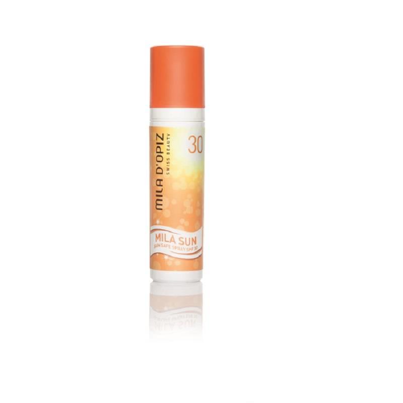 Mila d'Opiz Sun Safe Spray SPF30 100ml.