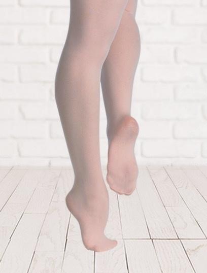 Balletpanty (kind - roze of zwart)