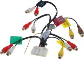 Pioneer rca kabel  AVIC-F920BT/ F9210BT/ F9220BT/X9310BT/F950BT enz.