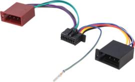 JVC iso stekker