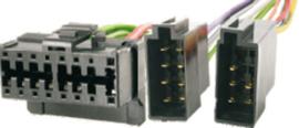 Pioneer ISO stekker o.a DEH-1300R/DEH-3300R/DEH-P6300R enz.