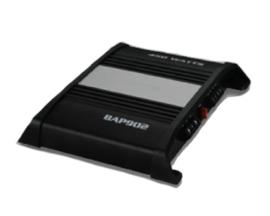 SPL BAP902 versterker 2 kanalen 450Watt met bass remote