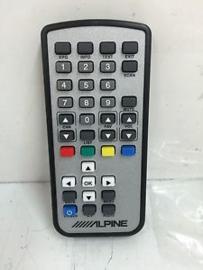 Alpine rue-4142 remote control