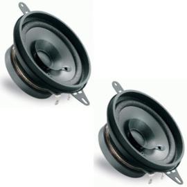 Phonocar dualcone speakers 160Watt 8,7cm  40Watt