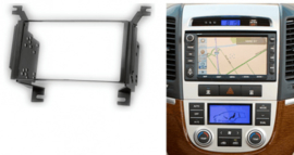 Inbouwpaneel Hyundai Santa Fe 2008->2010