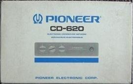 pioneer cd 620 electronische crossover
