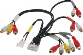 Alpine rca kabel INE-S900R