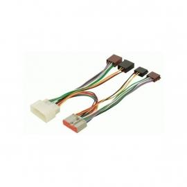 Parrot hands-free iso2car kabel Land rover Freelander '05>'06
