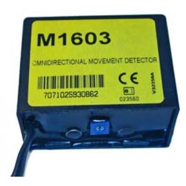 Meta M1603 hellinghoek detector