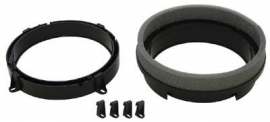 Lancia speaker ringen 165mm