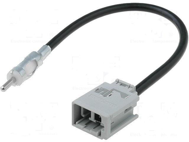 Volvo antenne adapter voor aftermarket radio   Volvo