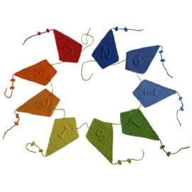Haakpakket nr. 101 vlaggenlijn Vlieger
