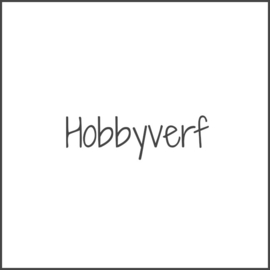Hobbyverf