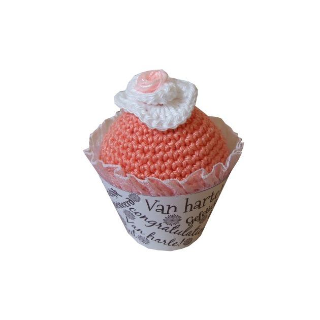 Haakpatroon nr. 67 cupcake