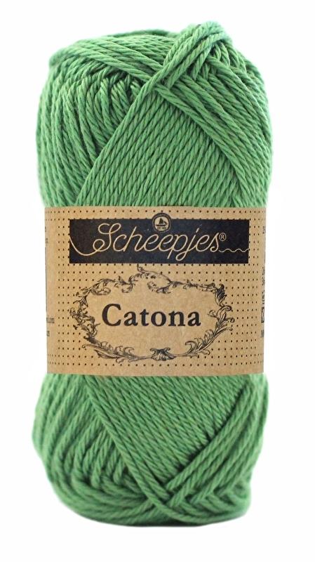 412 Catona 25 gram Forest Green