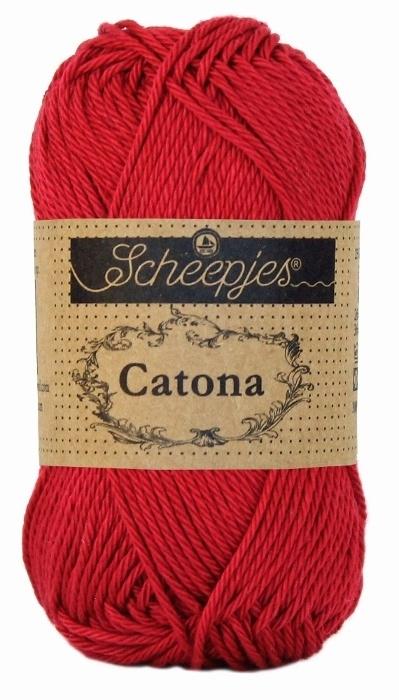 192 Catona 25 gram Scarlet