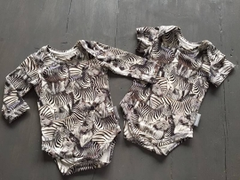 Rompertje Zebra's