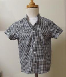 Overhemdje  in BB  ruitje