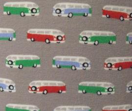 Shirtje met Volkswagenbusjes  print.