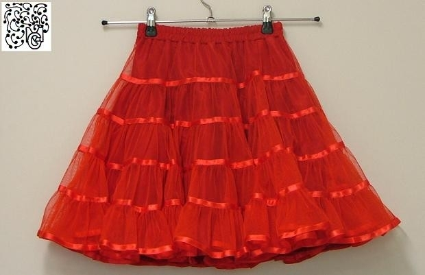 Petticoat rok  model Thirza