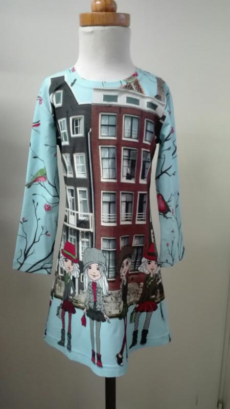Tticot jurkje Amsterdam