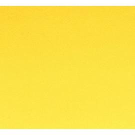 Vilt 20 x 30 cm,  Queens quality- 004, geel  2mm
