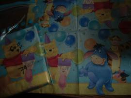 Servet 79- Disney- Winnie de Pooh..