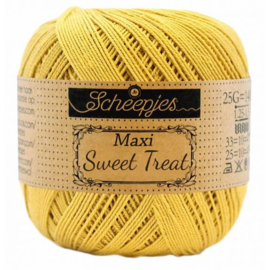 Scheepjes Maxi Sweat Treat 25 gr.  Gold nummer 154