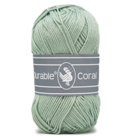 Durable Coral 2133 , Donker mint groen