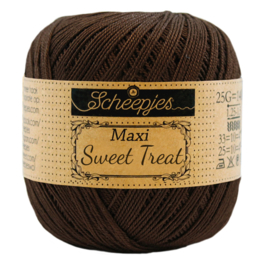 Scheepjes Maxi Sweet treat, 162 black coffee