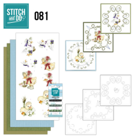 Stitch and Do 081  Voorjaarsdieren