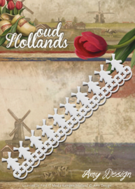 Die-Amy Design- Oud Hollands- Molenrand