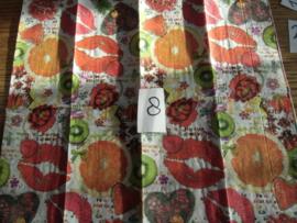Servet 08-Fris en fruitig