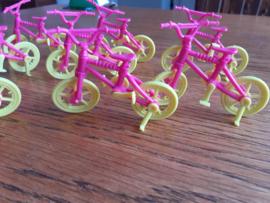 fiets voor pop, kabouter, muis en meer