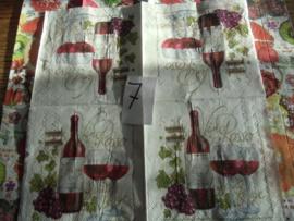 Servet 07-Wijn
