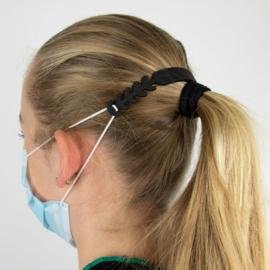 Oorbeschermers bij de mondkapjes silliconen