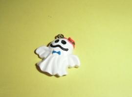 Spook, kunststof bedel