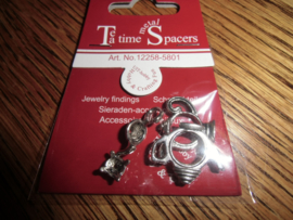 Tea Time Metal Spacers 5801