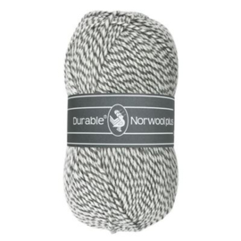 Durable Norwool plus, sokkenwol, kleur M004