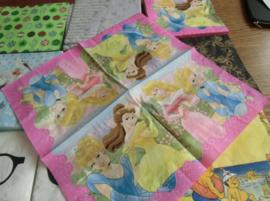servet  102- Prinsessen van Disney