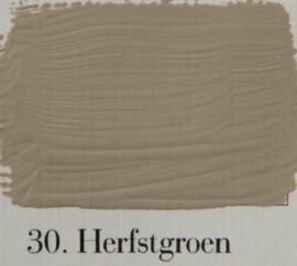 L'Authentique 30 Herfstgroen