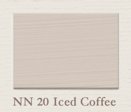 Painting the Past verf NN20 Iced Coffee